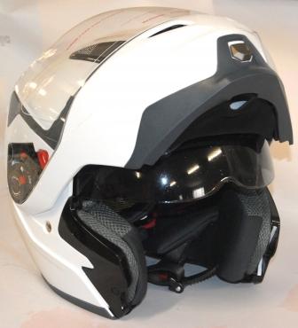 Flip Up Helmet EEC approved.