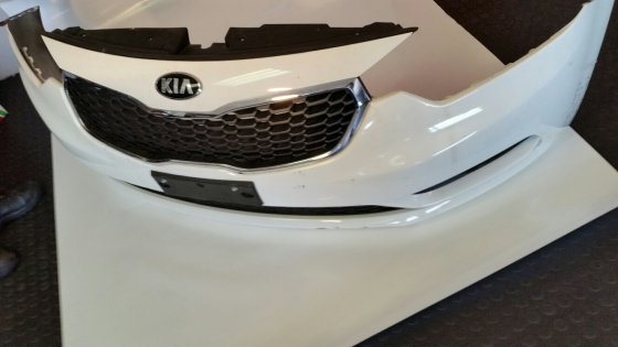 Car Bonnet(hood), Front And Rear Bumper For Sale