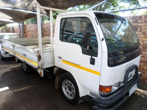 Nissan cab star truck SINGLE WHEELS