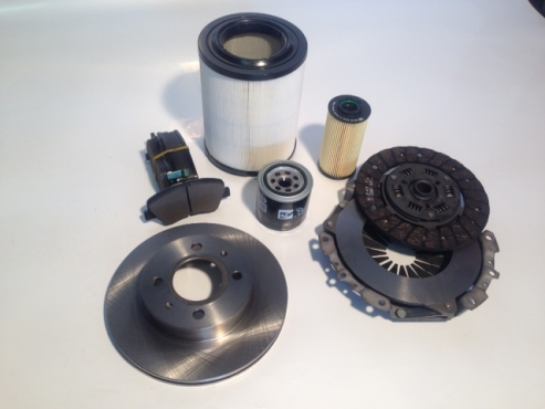 New Service Parts For Sale
