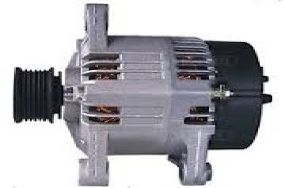 Alfa romeo 147 and 156 2.0 tspark original Alternater for sale   more info  Contact 0764278509  What
