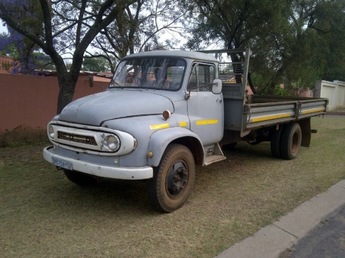 Ford Truck - K1010 Series