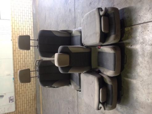 Mercedes,Bmw,Renault, Kia, Hyundai Car seats Set For Sale.