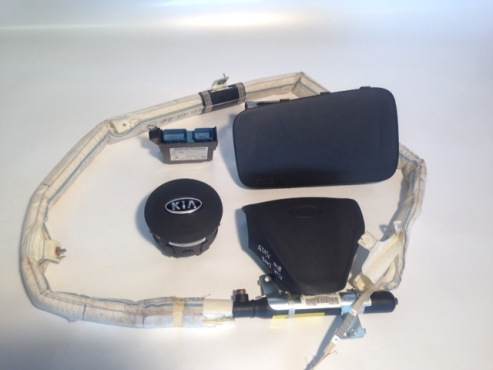 Kia Airbag Set For S