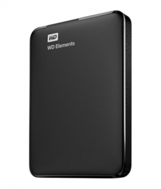 HARD DRIVE WD PORTABLE 2TBYTE NEW