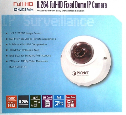 IP Camera for Sale