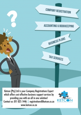 Are you in need of registering a company?