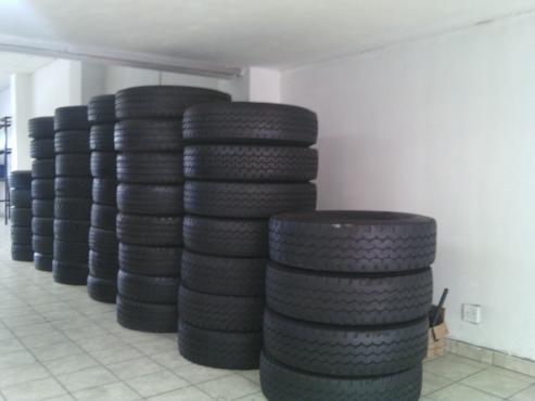 12R&315/22.5 Seconhand tyres in Steelpoort Mpumalnga