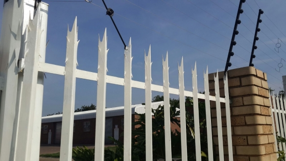 COLD ROLL STEEL PALISADE FOR R500 A 3M PANEL