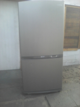 samsung  cooltech plus  fridge