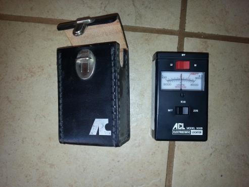 Electrostatic meter
