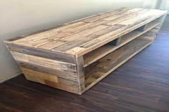 Infinity Wood custom pallet furniture and upholstery | Junk Mail