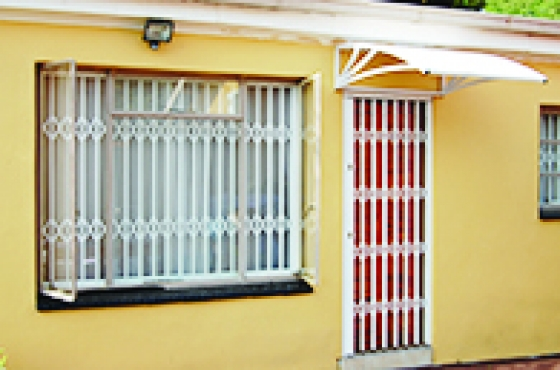 Security barriers for both doors & windows