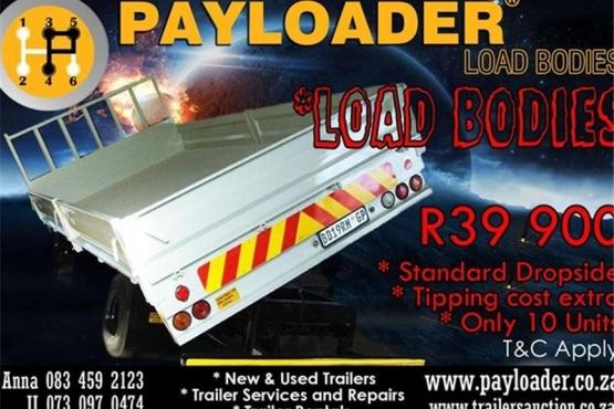Payloader NEW 2016 D