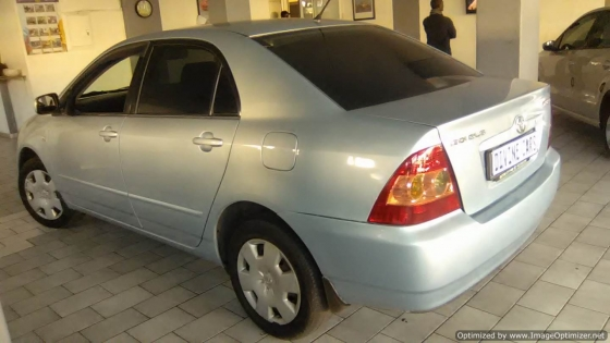 Toyota Corolla GLS 1.8 Engine 2006 Model with 5 Doors Factory A/C and C/D Player, Central Locking.