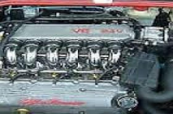 Alfa Romeo  156  2.5 v6 24v complete engine stripping for spares   crankshafts, pistons, starter, a