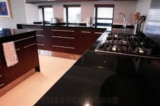 GRANITE CUTTING,POLISHING AND INSTALLATION OF KICTHENS,BAR COUNTERS AND VANITIES