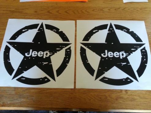 Jeep stars