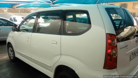 Toyota Avanza 1.3 SX 2011 Model, 5Doors, Leather Interior, Factory A/C, C/D Player, Central Locking,