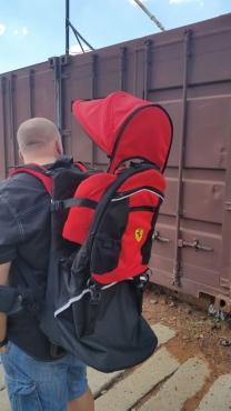 Ferrari Baby Carrier Junk Mail