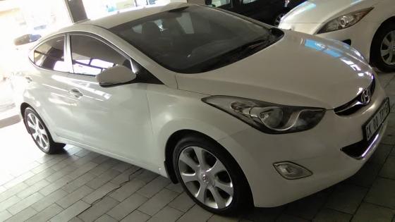 Hyundai Elantra GLS 1.8 Engine 2012 Model, 5 Doors, Factory A/C, C/D Player, Central Locking..