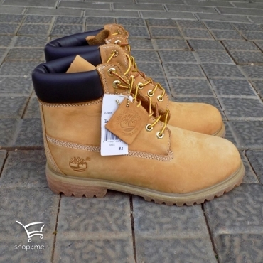 Winter sale on Timberland boots