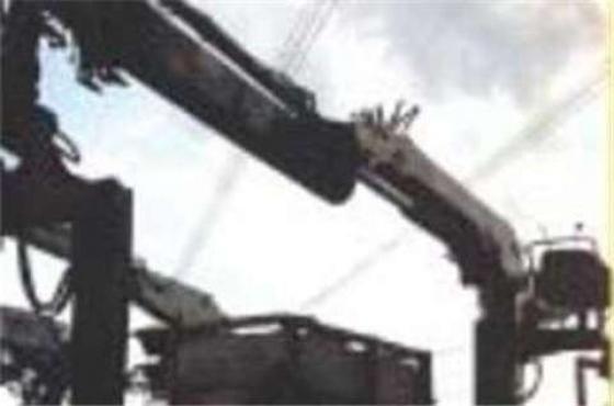 Cranes - Mobile Hiab Hiab 152-1 Brick Loader