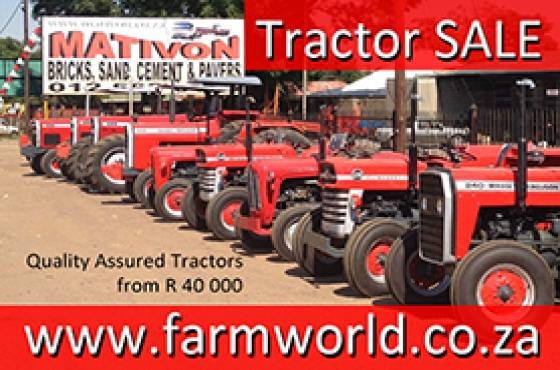 Quality Farming Equipment