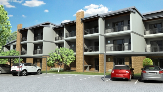 EAGLES HILL-  NEW MODERN 2 & 3 BEDROOM APARTMENTS IN BENONI