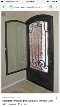 Wrought Iron Gates In Gauteng Junk Mail