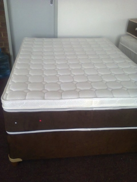 Brand new extra length King Size bed