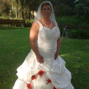Imported Wedding Dress