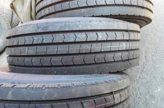 315/80R22.5 steers available