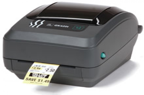 Zebra GK 420t Label Printer Brand  New In Box