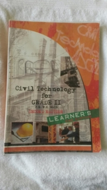 Civil Technology for grade 11.