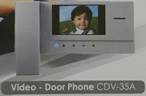 Colour Video Intercom TFT LED