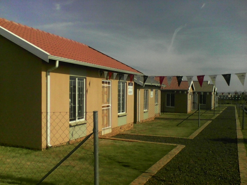 Brand New Savanna City Houses