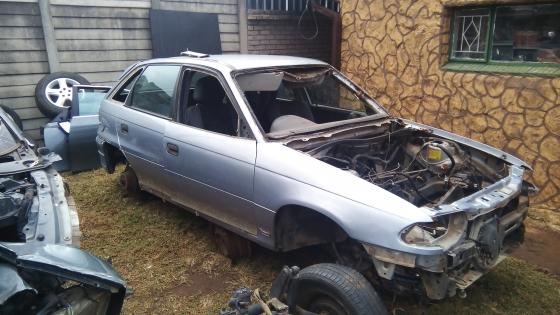 Opel kadet astra sha