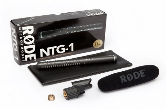 RODE NTG-1 SHOTGUN M