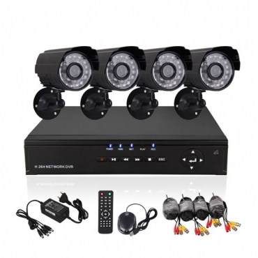 CCTV - Surveillance Camera Systems