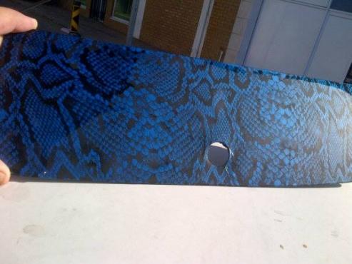 Hydro Dipping - Water Transfer Printing - Smash and Grab