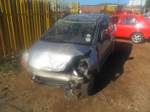 chevy spark stripping for spares
