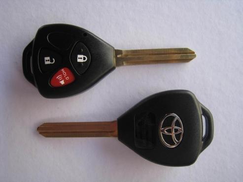 Toyota hilux key Coding