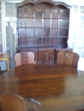 Antique Dinning Room Suite