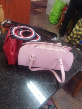 Vintage Handbags (Milano, Diesel, Ralph Lauren) for SALE