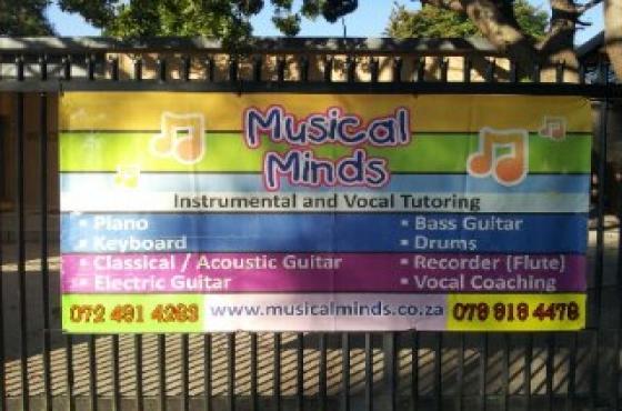 Musical Minds (see website)