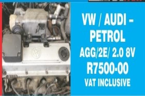 VW / AUDI PETROL AGG