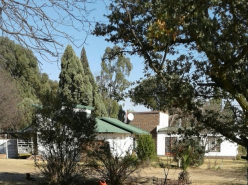 Farm and 4 bedroom house Standerton