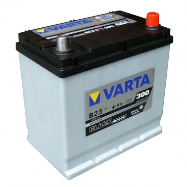 Varta B23 / 636 12v 45ah Car Battery - Maiden Electronics Battery Fitment Centre