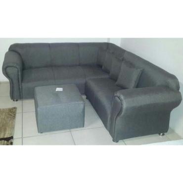 New corner L shape lounge set